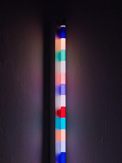 Ladislav Zajac, Every Color Travels At The Speed Of Light (A), 2020 – Unikat (1+1); 50,5 x 37,85 cm;